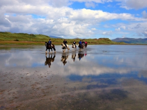 Rossbeigh Beach Riding Centre