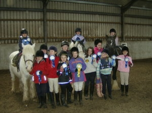 Pony Camp at Ballyjennings